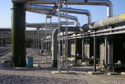 Gas utilization 2