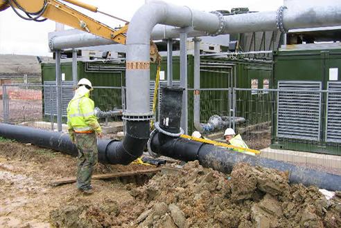 Gas utilization 1