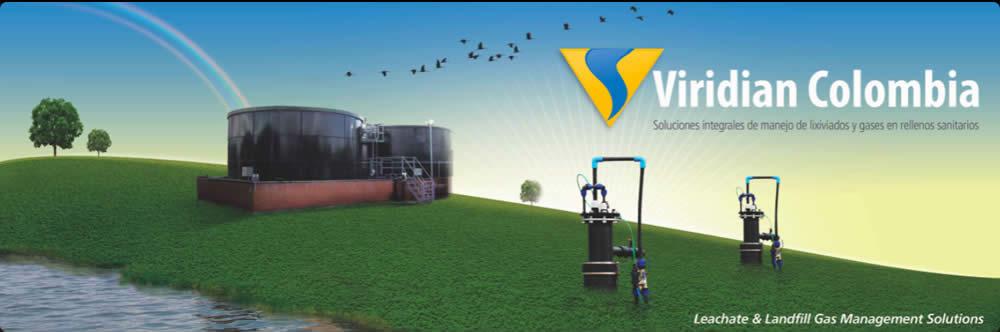 Viridian Colombia Soluciones Integrales de Manejo de Lixiviados y Gases en Relleno Sanitarios